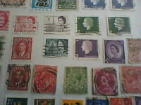 STAMPS & BANKNOTES COLLECTION see description