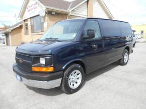 2011 CHEVROLET Express Cargo 1500 ALL WHEEL DRIVE Only 105,000K