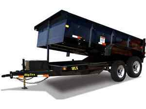 Big Tex 7x12 Tandem Axle Extra Wide Dump