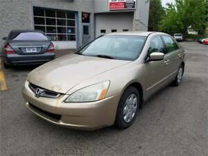2004 Honda Accord Sdn LX 4 CLY