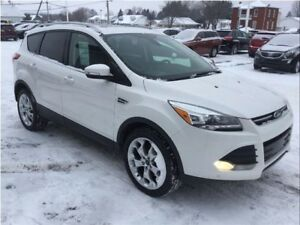 Ford Escape Titanium AWD GPS Cuir Toit Panoramique MAGS 2015
