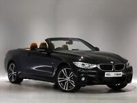 2017 BMW 4 SERIES DIESEL CONVERTIBLE
