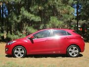2014 Hyundai i30 GD MY14 Premium Red 6 Speed Sports Automatic Hatchback Reynella Morphett Vale Area Preview
