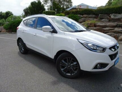 2014 Hyundai ix35 LM3 MY15 SE Creamy White 6 Speed Sports Automatic Wagon Mount Barker Mount Barker Area Preview