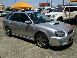 2004 Subaru Impreza Silver Manual Hatchback Woodridge Logan Area Preview