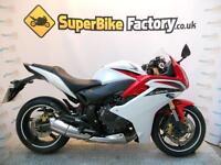 2012 12 HONDA CBR600F