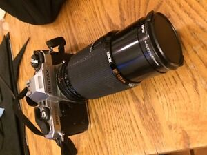 Pentax 35mm SLR Film Camera Lenses and Accessories