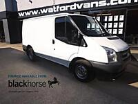 2010 Ford Transit T280 2.2TDCi 85ps SWB Low Roof Diesel white Manual