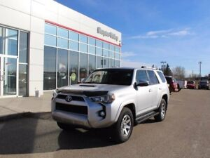 2015 Toyota 4Runner Trail Edition, Leather, Nav, Back up Cam