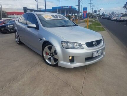 2008 Holden Commodore VE MY08 SS-V 6 Speed Automatic Sedan Cairnlea Brimbank Area Preview