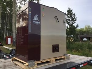 Polar G-Class Outdoor Gasification Wood Boiler