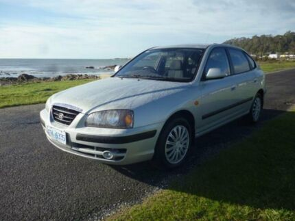 2006 Hyundai Elantra XD 05 Upgrade 2.0 HVT Silver 5 Speed Manual Hatchback Invermay Launceston Area Preview
