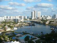 Condo à louer à Hallandale (Floride Fort Lauderdale Miami)