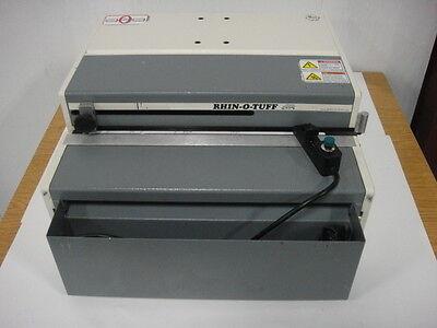 Rhin-o-tuff Hd 6500 Heavy Duty Electric Punch