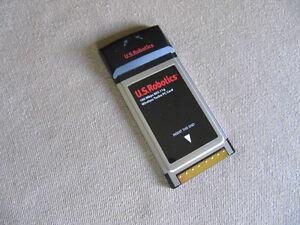 US Robotics PCMCIA Wireless Card