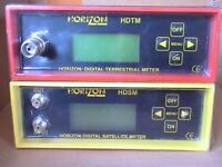 Horizon ~ Satellite HDSM Meter and Terrestrial HDTM Meters