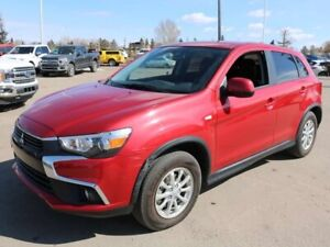 2017 Mitsubishi RVR SE, AWD, CLOTH, SUV, LOW KMS, ACCIDENT FREE