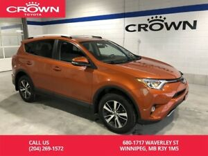 2016 Toyota RAV4 XLE AWD / Local / One Owner / Clean Carproof /