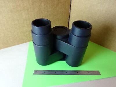 Microscope Part Reichert Polylite Head Binocular Optics 84-a-24