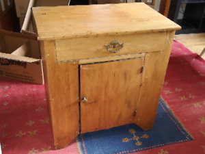 Small Antique sideboard.