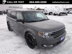 2017 Ford Flex SEL AWD Leather Moonroof Navigation