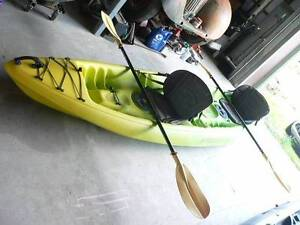 Viking Nemo  2 + 1 Kayak Maryborough Fraser Coast Preview