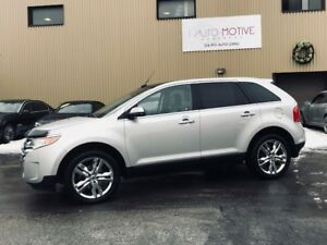 FORD EDGE LIMITED 2013 **NAVIGATION CAMERA DE RECUL CUIR TOIT**