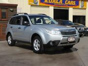 2009 Subaru Forester MY09 XS Silver 4 Speed Auto Elec Sportshift Wagon Brendale Pine Rivers Area Preview