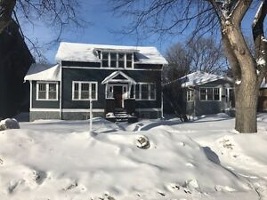 Prime North River Heights Character Home