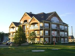 Waterfront 2 Bedroom Condo Available Now