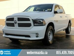 2013 Ram 1500 SPORT 4X4-CREW-2 SETS OF TIRES-NO FEES-MOVING SALE