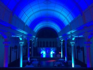 Waters Edge Lighting Uplighting DJ Services Windsor Disc Jockey Windsor Region Ontario image 4