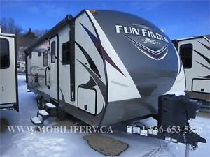 FUN FINDER 23BH - DOUBLE BUNKS - OUTSIDE KITCHEN - SLEEPS 8