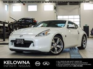 2010 Nissan 370Z Touring Sport