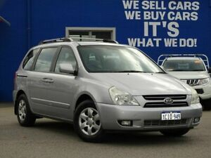 2006 Kia Carnival VQ MY07 EX Silver 4 Speed Sports Automatic Wagon Welshpool Canning Area Preview
