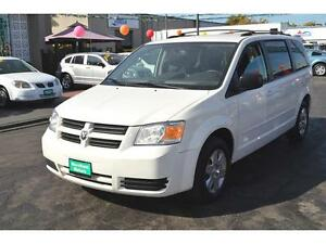 2010 Dodge Grand Caravan SE - STOW-N-GO with ONE YEAR WARRANTY