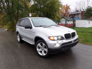 2006 BMW X5 4.4 SUV Crossover Executive Edition
