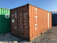 SHIPPING / STORAGE CONTAINERS   ADM STORAGE