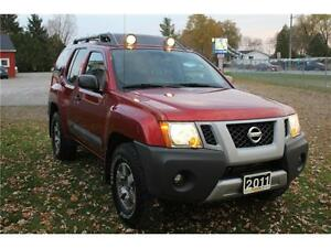 2011 Nissan Xterra PRO-4X - ONLY 95,350 KMS