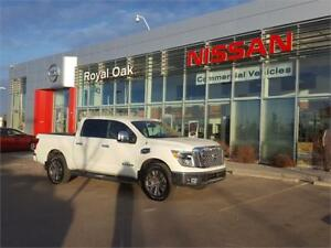 2017 Nissan Titan SL **2 TO CHOOSE FROM**