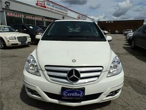 2011 Mercedes-Benz B200 Turbo BLUETOOTH PANORAMIC ROOF CERTIFIED