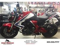 NEW 2014 HONDA CB1000RA WITH TAYLOR MADE EXHAUST - SAVE $2888