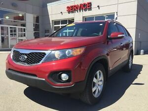 2012 Kia Sorento LX 4dr All-wheel Drive