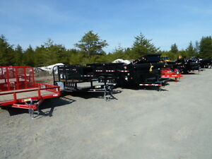 P.J. & R.C. Trailers on SALE At COST
