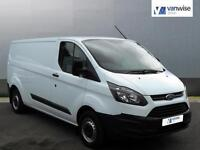 2015 Ford Transit Custom 290 LR P/V Diesel white Manual