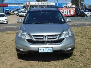 2011 Honda CR-V MY11 (4x4) Silver 6 Speed Manual Wagon Greenway Tuggeranong Preview