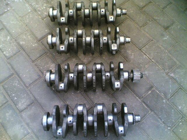 vw golf5 1.9tdi crankshafts ''BKC''