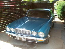 1976 Jaguar XJ6 Sedan Balnarring Mornington Peninsula Preview