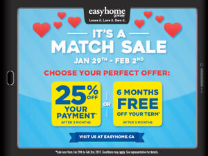 Find Your Match at Easyhome!