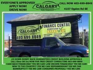 2009 FORD RANGER XL MAN REG CAB *$28 DOWN  EVERYONE APPROVED*